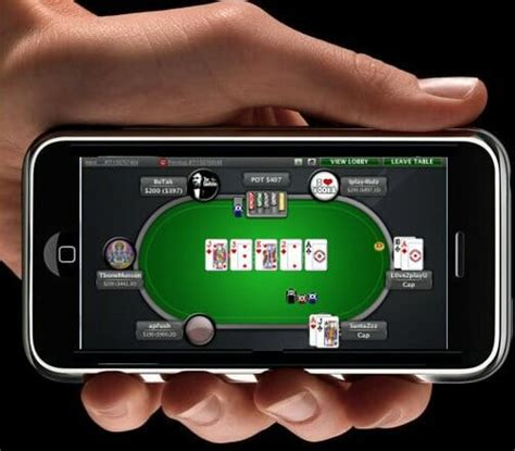 pokerstars mobile android app per android iphone e mobile