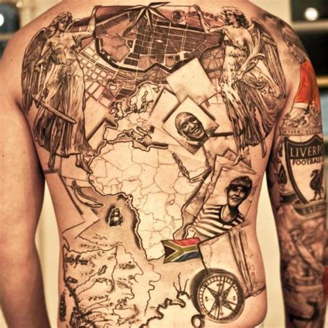 tattoo prices around the world back world tattoo by wicked tattoo