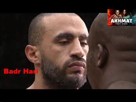 badr hari bad boy goldenboy badr hari vs ismael londt بدر هاري ضد اسماعيل لوندت