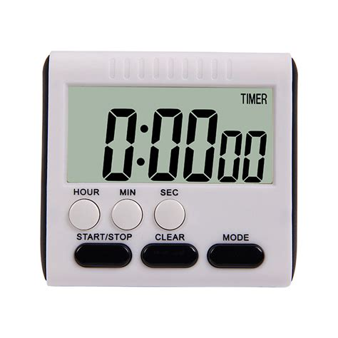 Kitchen Alarm Clock kitchen timer 24 hours digital alarm clock lcd screen
