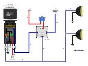 car spotlight wiring diagram get free image about wiring