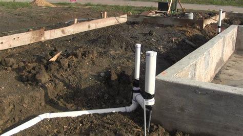 Slab Plumbing by Day 37 Slab Plumbing Docs