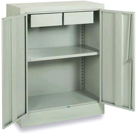 cassetti metallo armadio basso in metallo con cassetto mod bas c 80