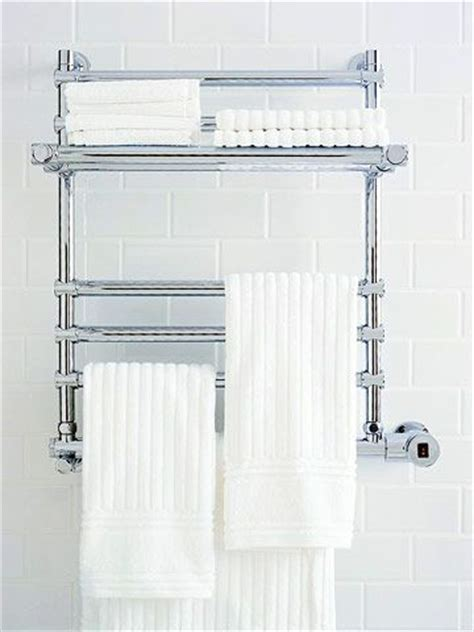 Towel Racks In Small Bathrooms by 25 Best Ideas About Towel Racks On Small
