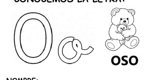 imagenes blanco y negro de las vocales aprendemos la letra o las vocales