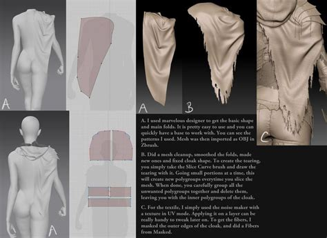 zbrush tutorial clothes cloth in marvelous designer marvelous designer tutorials