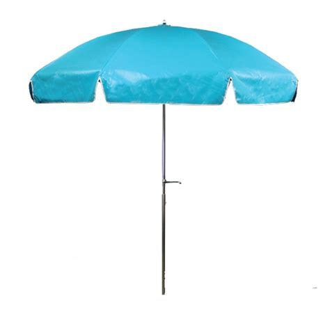 7 1 2 Diameter Patio Turquoise Commercial Outdoor Turquoise Patio Umbrella