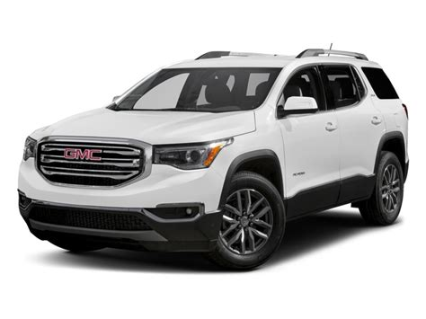 gmc acadia rebates 2017 gmc acadia deals rebates incentives nadaguides