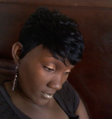 hairstyles for black women atlanta short haircuts for black women