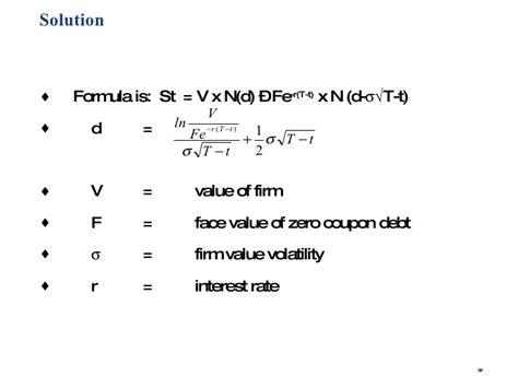 Credit Management Formula credit risk management problems