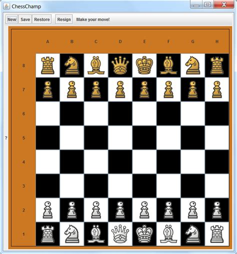 java swing games java making a robust resizable swing chess gui stack