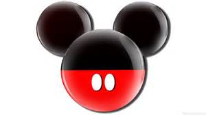 hd mickey mouse head silhouette cartoon wallpaper pictures
