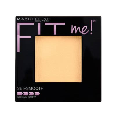Maybelline Fit Me Set And Smooth Powder maybelline fit me set smooth powder reviews