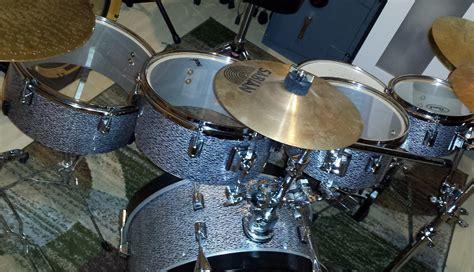 Pearl Wrap by Silver Pearl Black Onyx Drum Wrap Walopus Drum Wrap