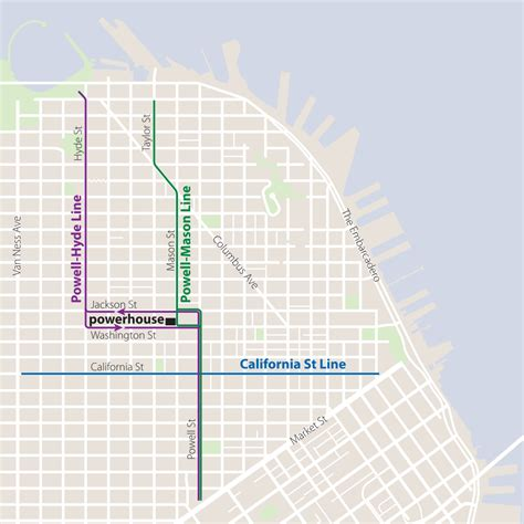 cable car san francisco map file san francisco cable car system svg wikimedia commons