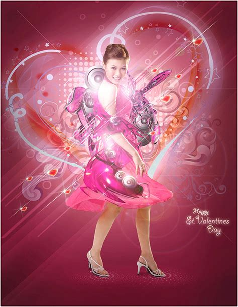 valentines day photo editor st s day photo manipulation exclusive tutorial