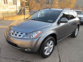 Nissan Murano 05 For Sale Nissan Murano 2005