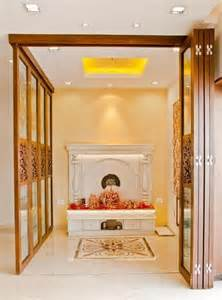 Interior Design For Mandir In Home by Puja Room In Modern Indian Apartments Choose Your Pooja Room