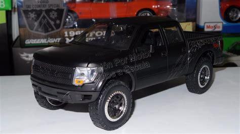 1 24 2011 Ford F 150 Svt Raptor Truck Y1313 1 24 ford f 150 svt raptor 2011 negro mate toys display 375 00 en mercado libre