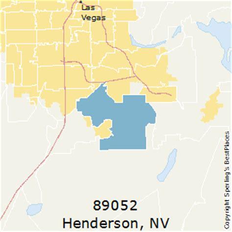 zip code map henderson nv best places to live in henderson zip 89052 nevada