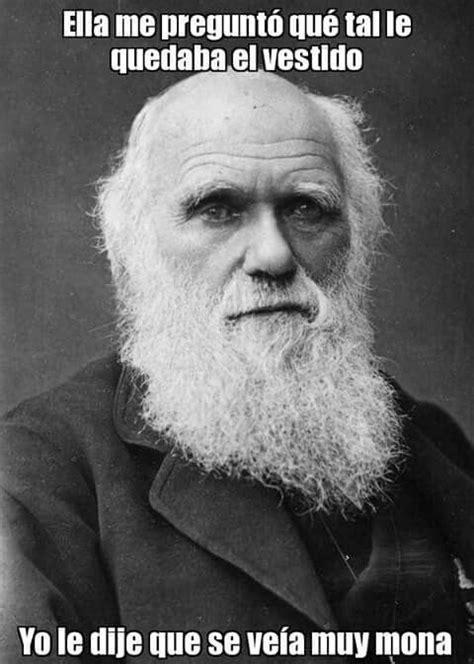 Charles Darwin humor. | Memes | Pinterest | Charles darwin