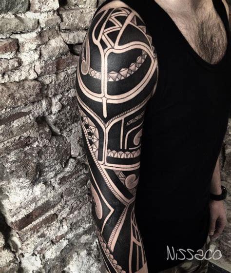 tribal tattoos leg sleeve 32 amazing tribal sleeve tattoos