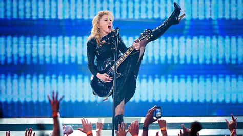Trouble In Madonna Land by Madonna Happy To Be Back Home Herald Sun