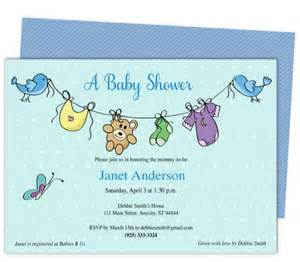 baby shower templates for word 309 best images about invitation sle on