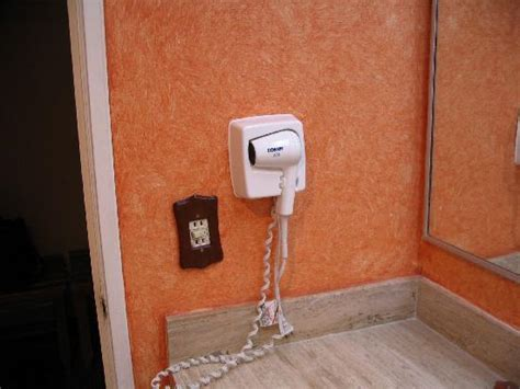 Hair Dryer In The Bathtub hair dryer in bathroom picture of hotel montetaxco