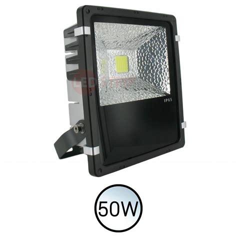 Led Hpl 50 Watt led bouwl floodlight helder wit 50 watt ledstripxl