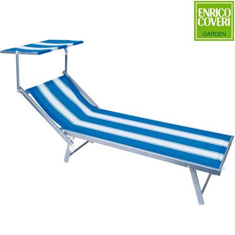 sdraio letto sdraio letto lettino prendisole alluminio mare piscina