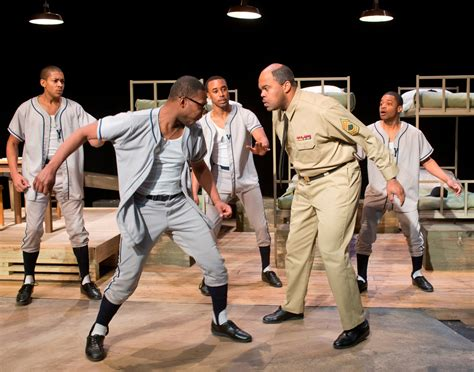 chicago theater review  soldiers play raven theatre