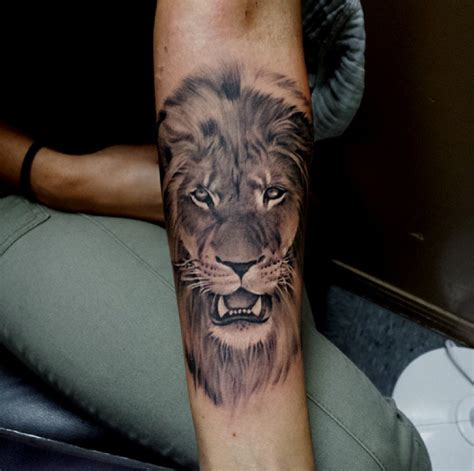 leo wrist tattoos inspiration lions