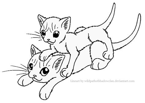 warrior cats fighting coloring pages warrior cats kit coloring pages