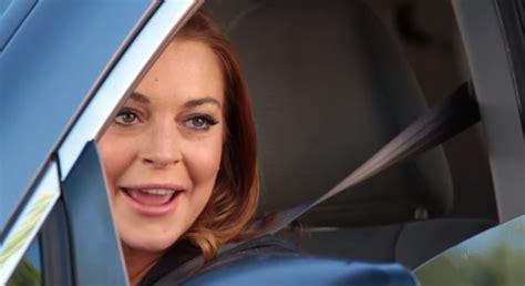 esurance commercial actress esurance lindsay lohan affordable car insurance