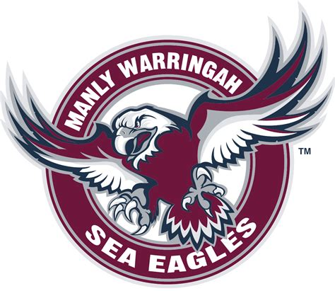 manly colours manly warringah sea eagles