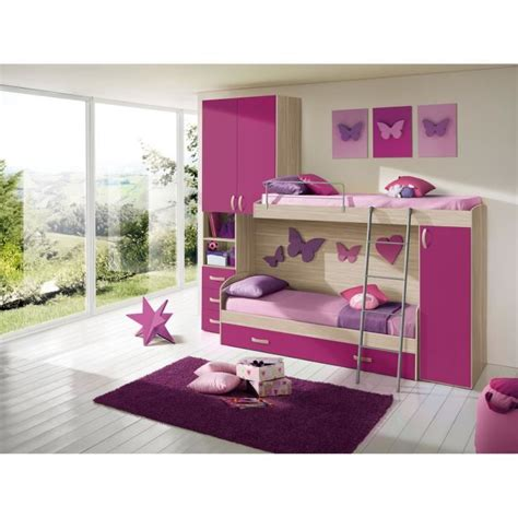 chambre enfant combine chambre d enfant compl 232 te hurra combin 233 lits superpos 233 s