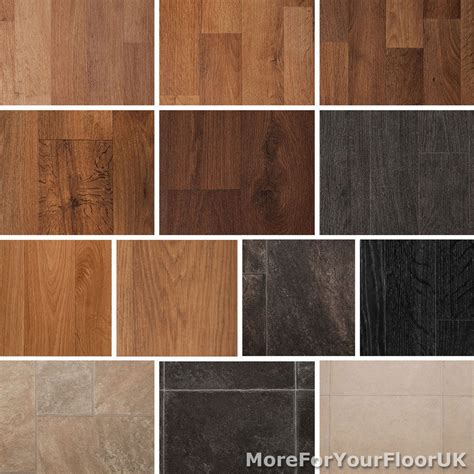 quality vinyl flooring roll cheap wood or tile effect