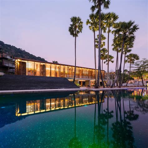 designboom resort naka phuket hotel resort thailand duangrit bunnag dbalp