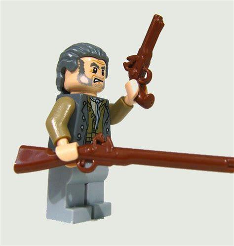 Lego Original Pirate Gun brickarms flintlock pistol lego minifigure weapon pirate