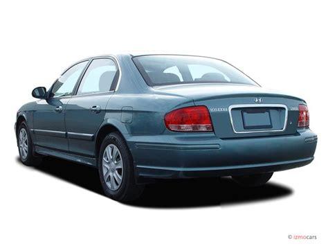 car owners manuals for sale 2004 hyundai sonata engine control image 2004 hyundai sonata 4 door sedan lx v6 auto angular rear exterior view size 640 x 480