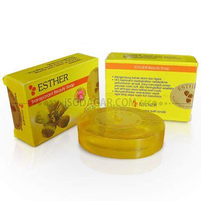 Sabun Esther sabun esther berhologram putri cina sabun kecantikan