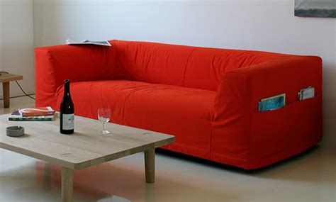 cool sofa designs camp sofa  pouches  cappellini