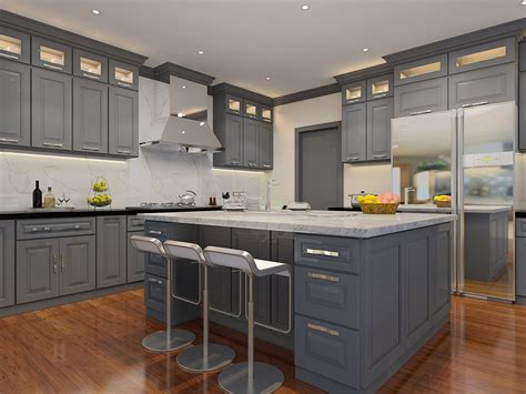 Belmont Kitchen Cabinets by Cabinetry Rock Counter