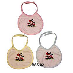 Slabber Plastic Celemek Bayi Slaber Plastik baby and children clothing