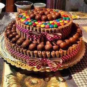 tortas golosineras imgenes fotos de tortas decoradas con golosinas y chocolates imagui
