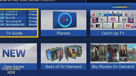 sky layout update sky hd update hands on search and on demand brought to