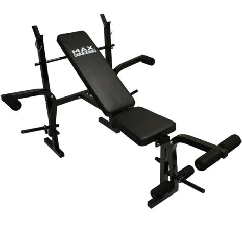 fitness gear workout bench max fitness weights bench multi home gym dumbell workout equipment abs leg bar ebay