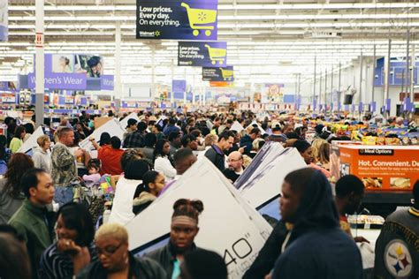 Black Walmart by Scarcity Marketing And Black Friday Why We Re All