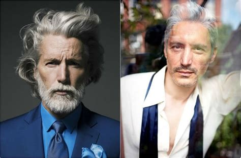 hairstyles for men in late 40 hair advice for men in their 40s